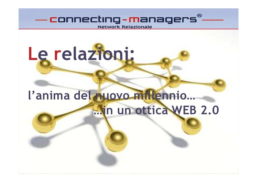 Strategie 2.0 - Connecting-Managers