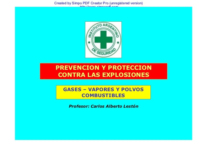 Created by Simpo PDF Creator Pro (unregistered version)               http://www.simpopdf.comPREVENCION Y PROTECCION CONTR...