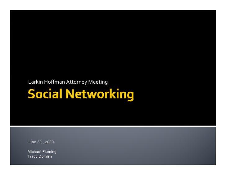 Microsoft Power Point   Lib1 #1262264 V1 Social Networking