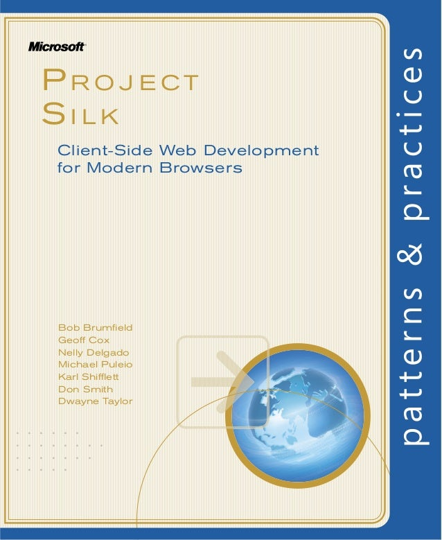 Microsoft project silk