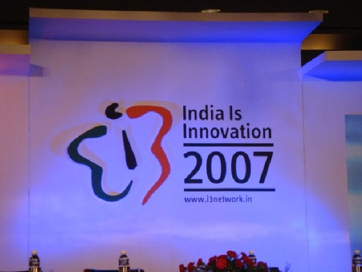 Microsoft's India is Innovation Summit, 2007