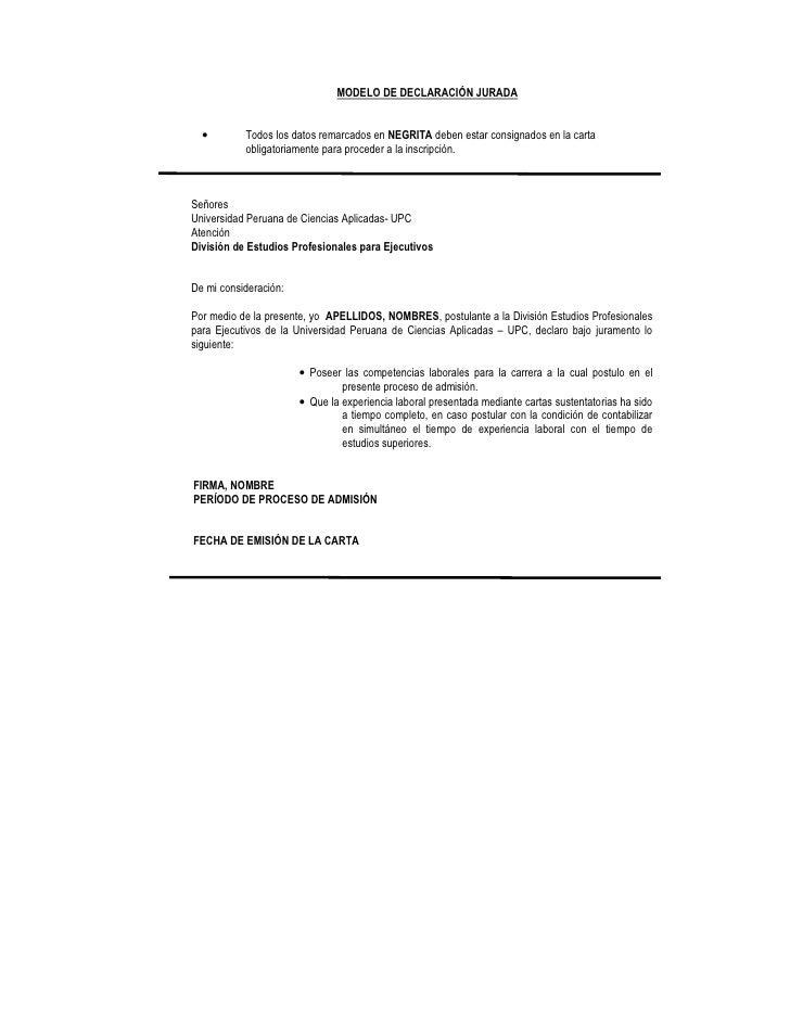 Microsoft word -_modelo_declaracion_jurada_20110712