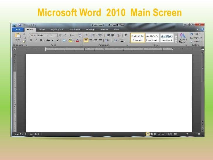 Microsoft word betriebsanleitung