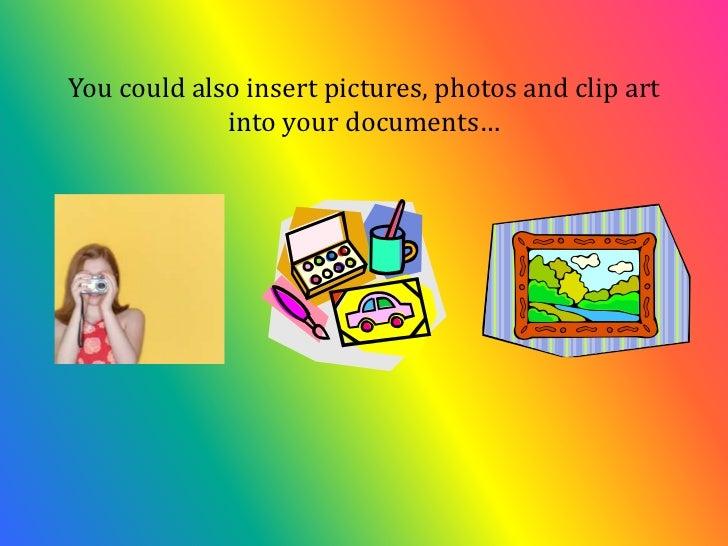 microsoft word presentation