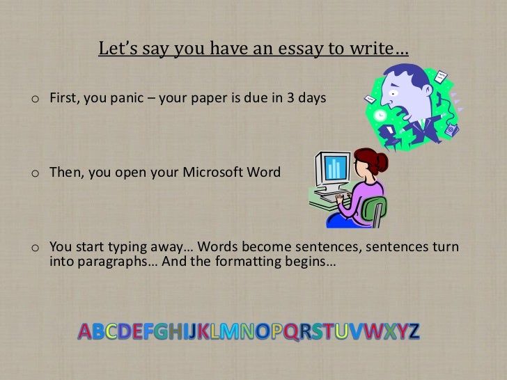 How to send my essay i wrote on micrsoft word to my instructors email address?