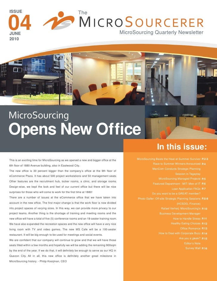 ISSUE                                                    The04JUNE2010                                                    ...