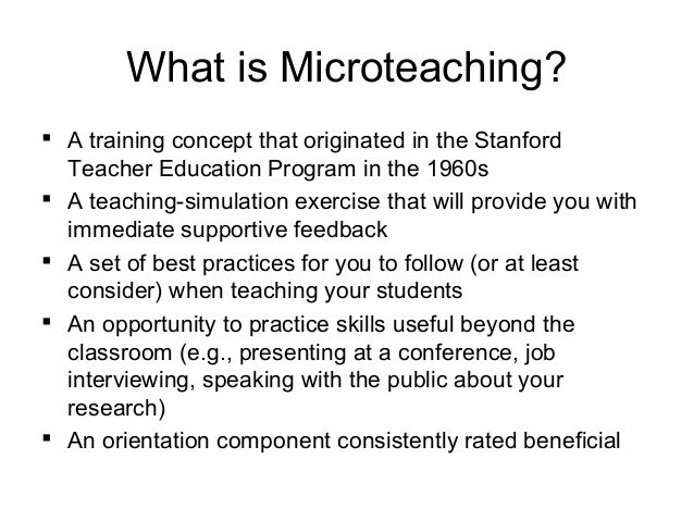 a sample of micro teaching lesson session It's a day-long interview and one of the activities is micro-teaching  a lesson plan on this session let me know  a 30 minute micro teach and am.