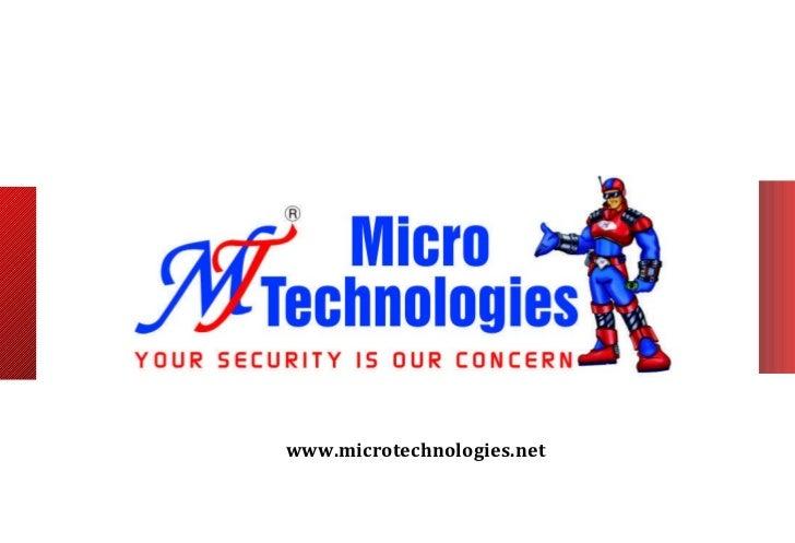 Micro Technologies India ltd