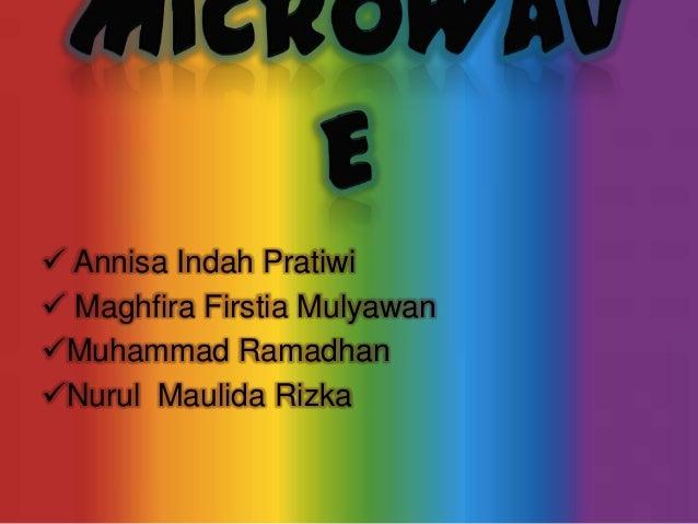  Annisa Indah Pratiwi Maghfira Firstia MulyawanMuhammad RamadhanNurul Maulida Rizka