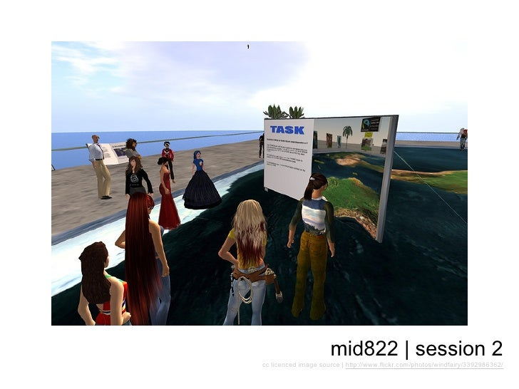 MID822 Session 2 Lecture