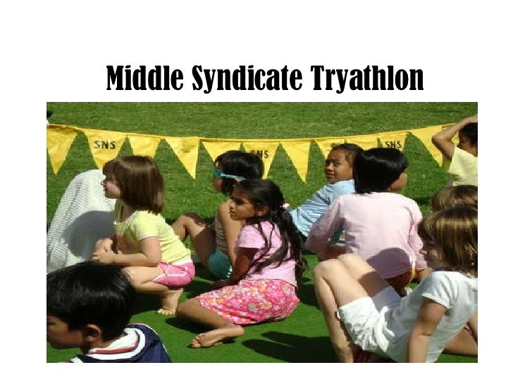 Middle Syndicate Tryathlon