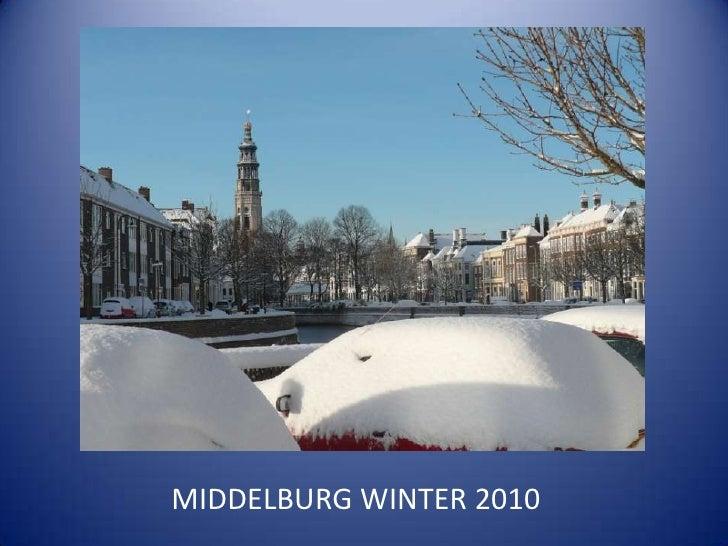 MIDDELBURG WINTER 2010