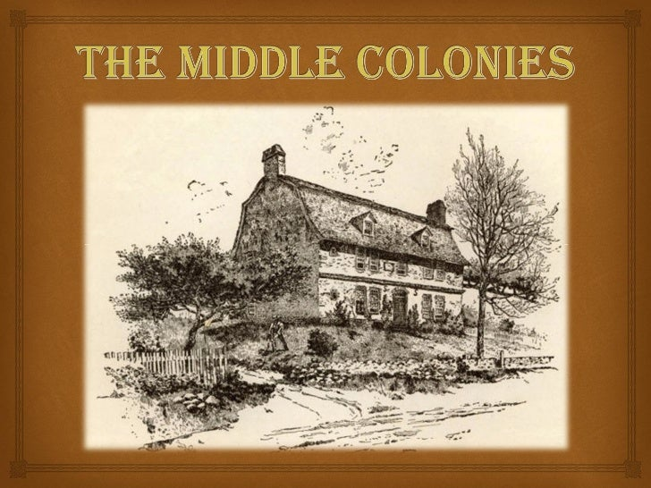 Colonies Religion - Middle colonies religion