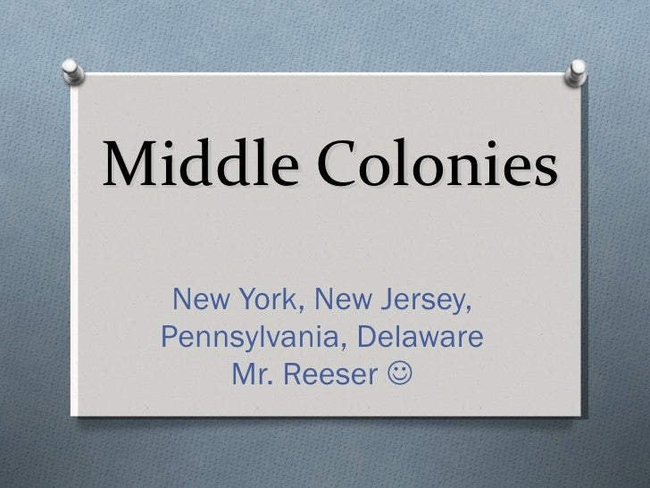 Middle colonies (04)