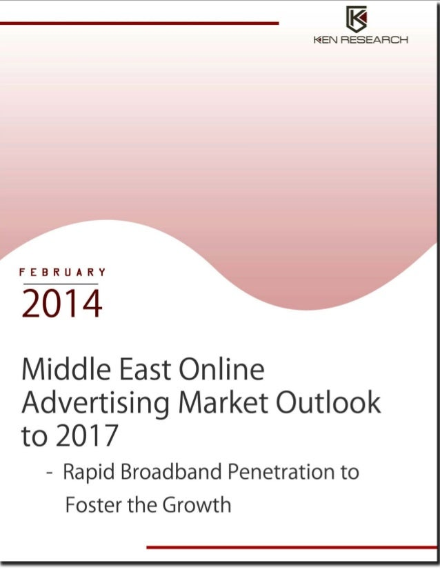 Middle East Online Advertising Market Research Report