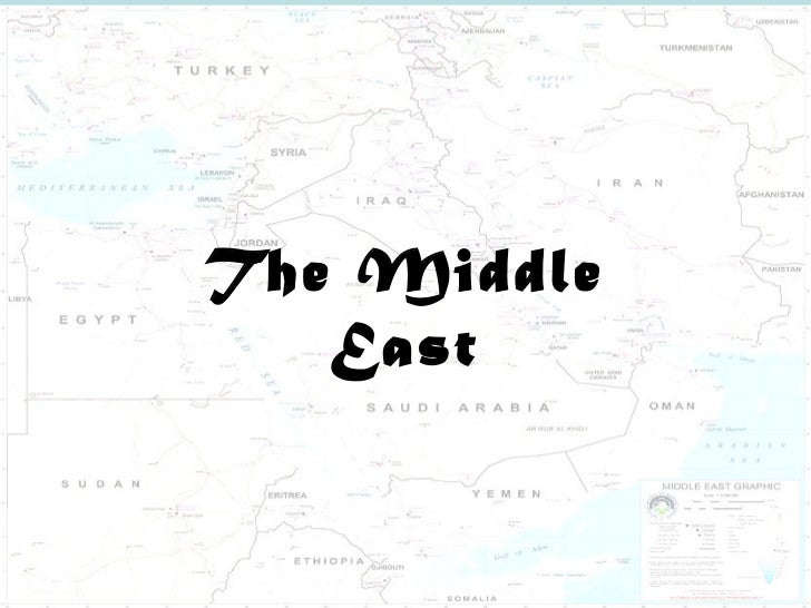 The Middle East 7 th  Grade Social Studies The Middle East