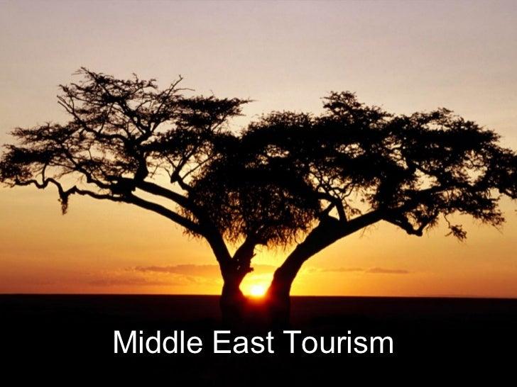 Middle East Tourism Campaign