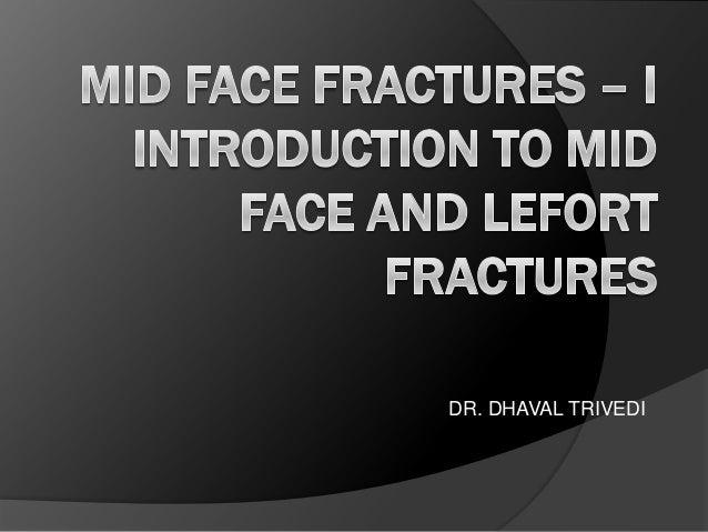 DR. DHAVAL TRIVEDI