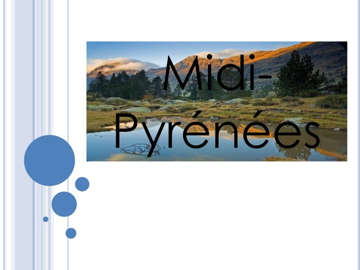 Midi-Pyrénées<br />