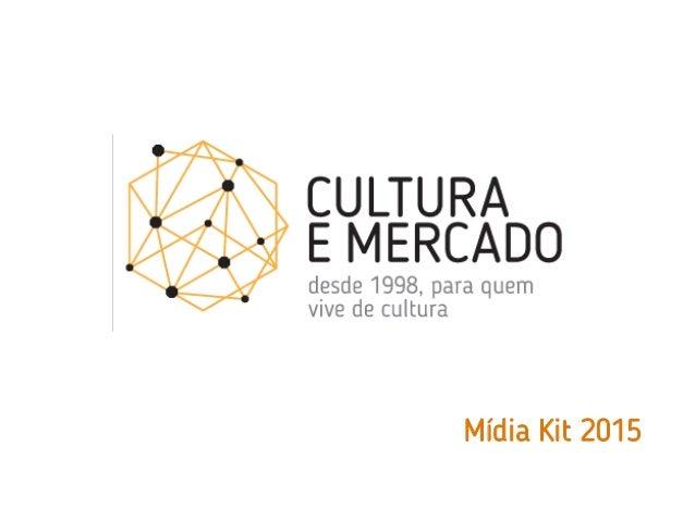 Mídia Kit 2015