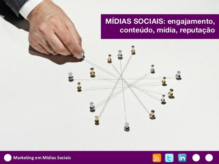 Mídias Sociais - Digitalks