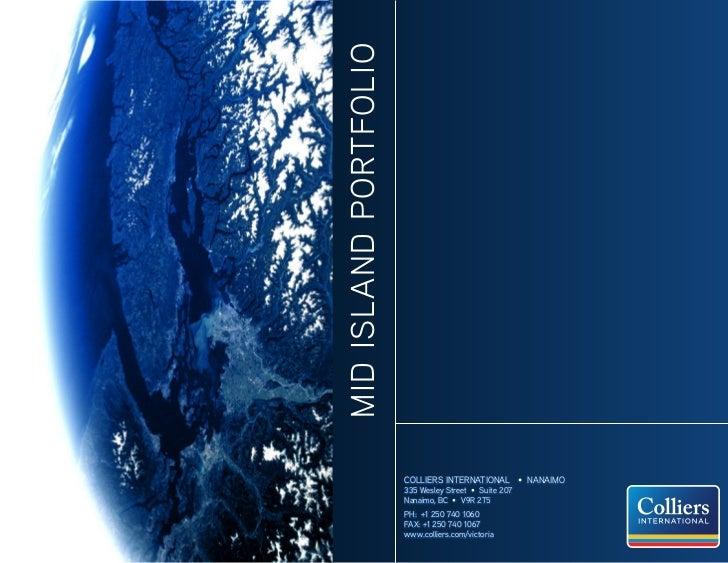 Mid Island Portfolio