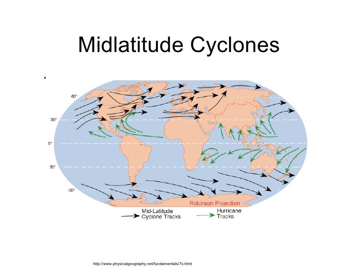 Midlatitude Cyclones http://www.physicalgeography.net/fundamentals/7s.html