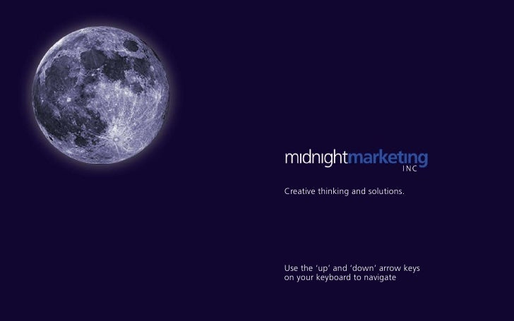 Midnight Marketing Inc Portfolio