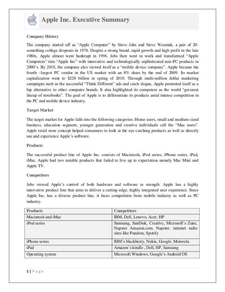 essay about apple inc., 2008 case study