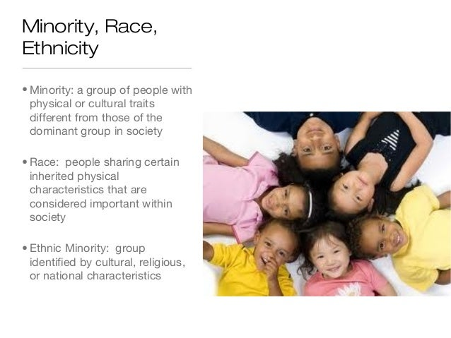 Sociology paper on Race and Ethnicity?