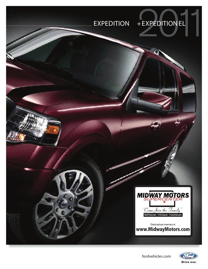 Midway motors 2011 Ford Expedition