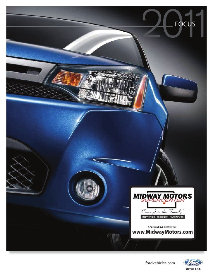 Midway motors 2011 Ford Focus