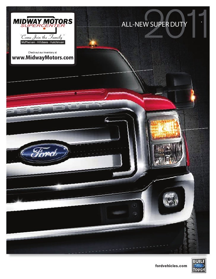 Midway motors 2011 Ford Superduty
