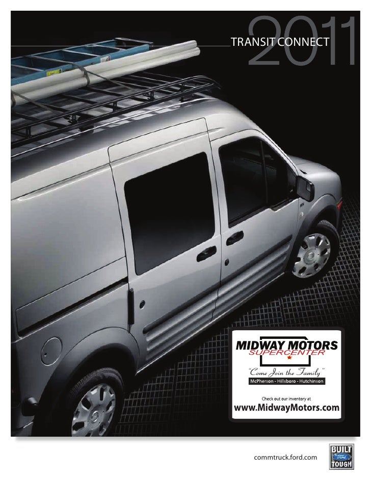 Midway motors 2011 Ford Transit Connect