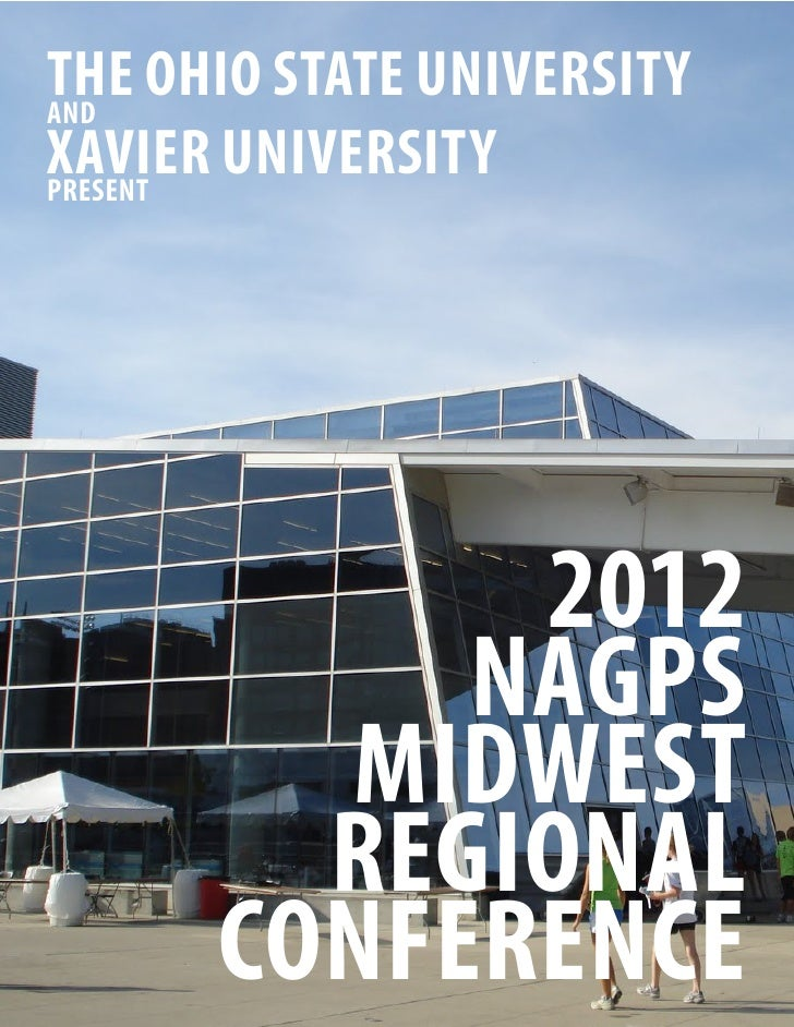 NAGPS 2012 Midwest Regional Conference Program & Agenda