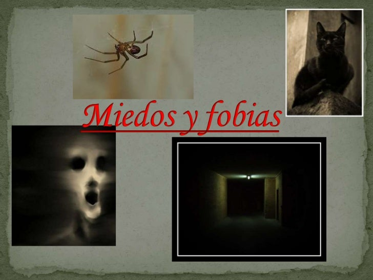    1…..titulo   2…..índice   3…..miedo (definición )   4……fobia (definición)   5…..edades de los miedos infantiles (0...