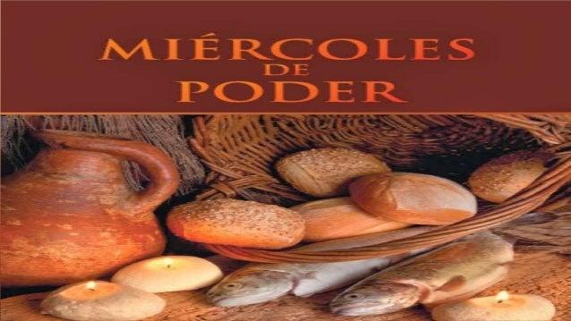 MIÉRCOLES DE PODER Tema de Hoy : Marcos 7:24-30
