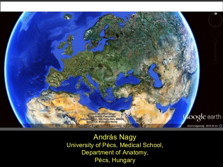 András NagyUniversity of Pécs, Medical School,     Department of Anatomy,          Pécs, Hungary