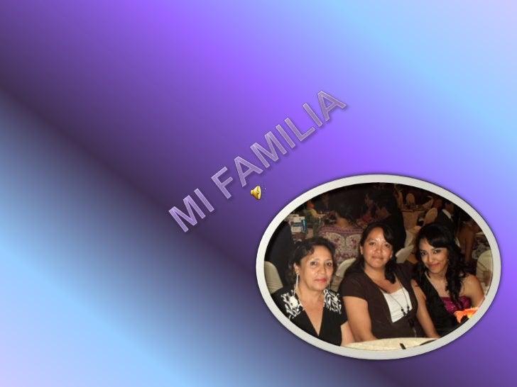Quien es mi familia :Mi mamá: Lucila Hernández ManríquezMi papá : Juan Manuel Villanueva CervantesMi hermano : José Manuel...