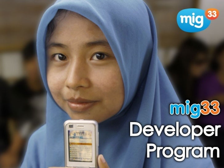 Mig33 Developer Program Launch
