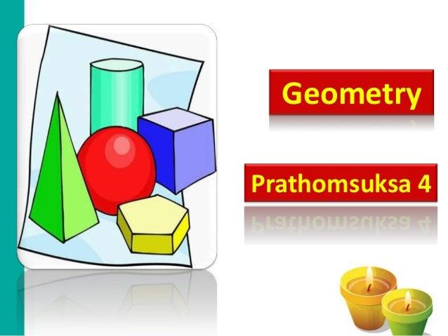 GeometryPrathomsuksa 4