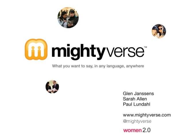 @mightyverse