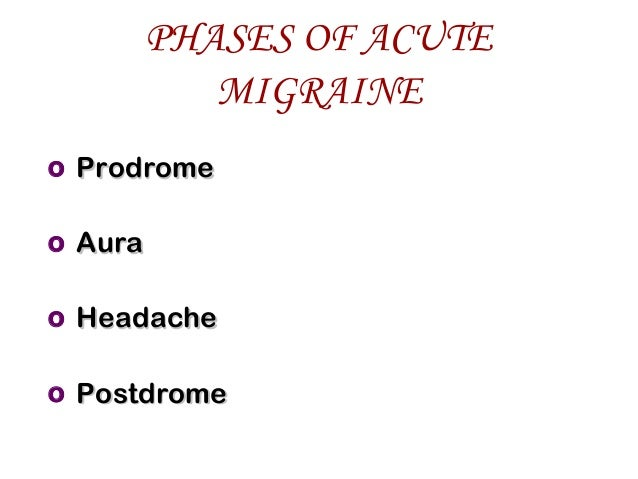 Migraine (VK)