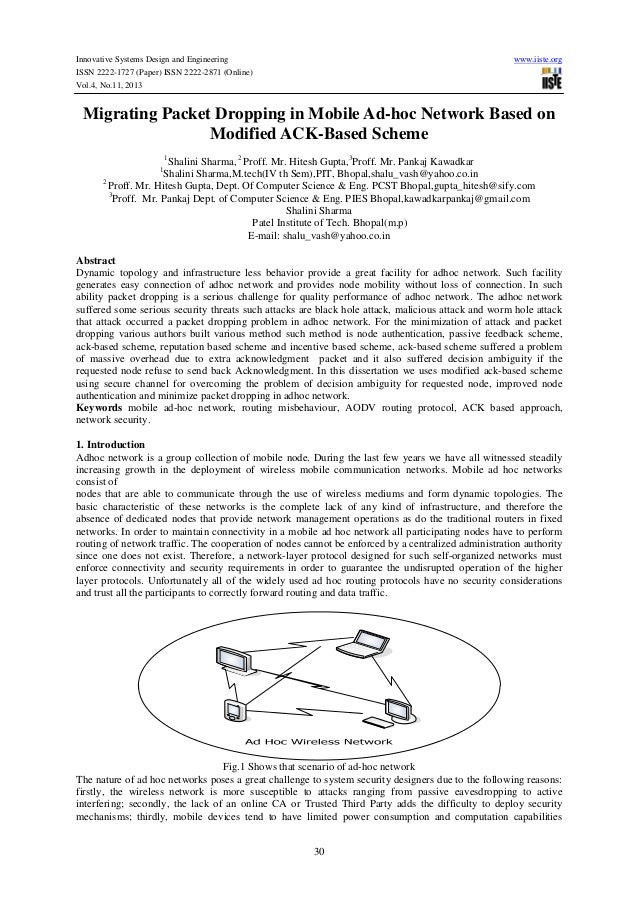 Innovative Systems Design and Engineering www.iiste.org ISSN 2222-1727 (Paper) ISSN 2222-2871 (Online) Vol.4, No.11, 2013 ...