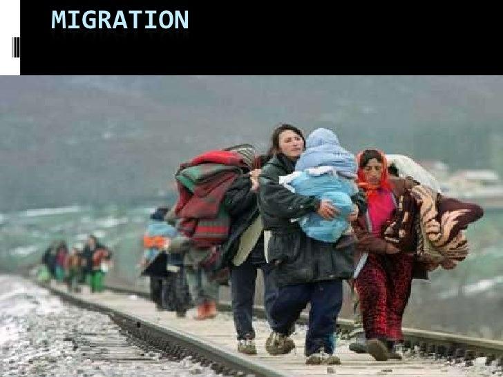 Migration<br />