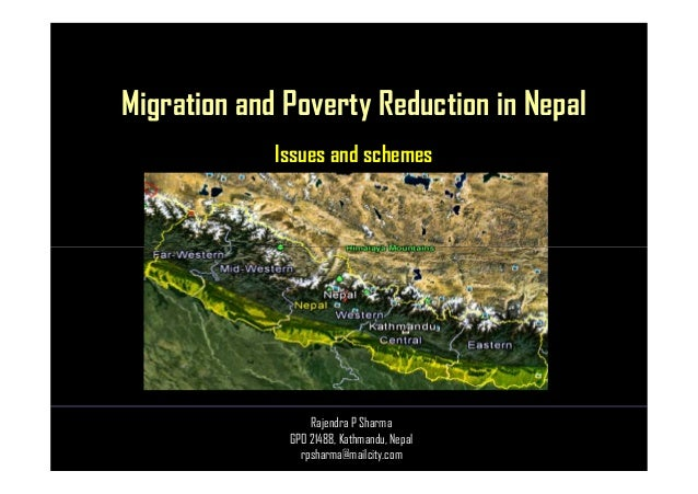 topics of thesis on remittance and poverty Remittances are among the most tangible links between migration and development according to world bank projections, global remittances will reach $515 billion in 2015.