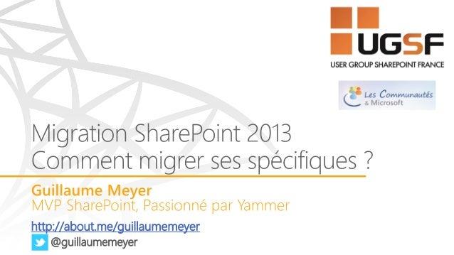 Migration des solutions SharePoint vers le modèle Apps