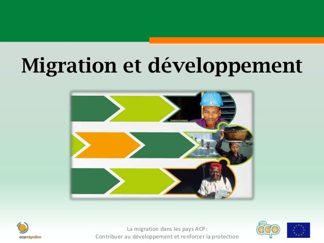 Migration development and_mainstreaming_FR