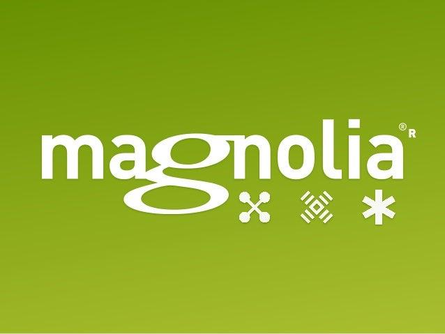 Webinar: Best Practices for Migrating to Magnolia 5