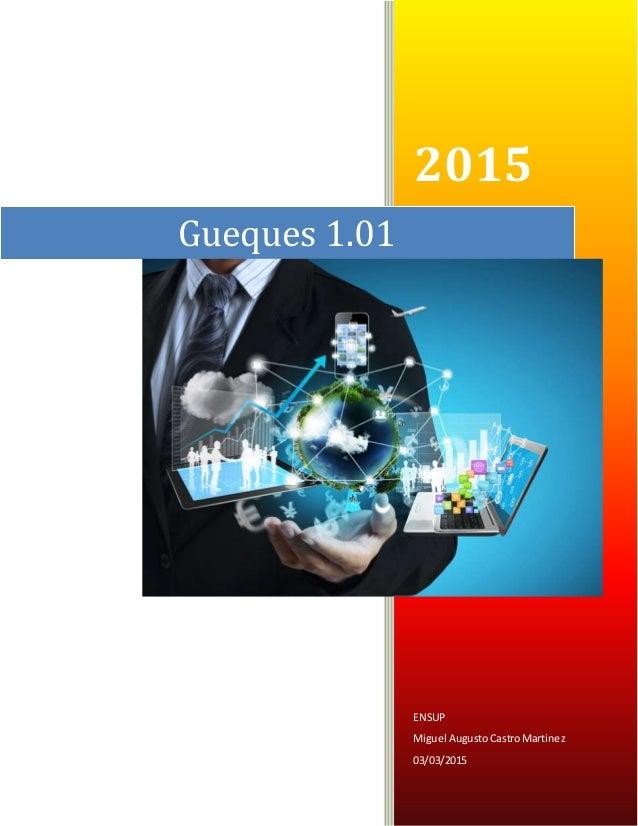 2015 ENSUP Miguel AugustoCastroMartinez 03/03/2015 Gueques 1.01